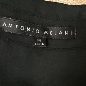 ANTONIO MELANI Tops - ANTONIO MELANI BUTTON UP BLOUSE M